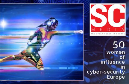 EUROPE LIST: 50 Women of Influence in Cyber-security Europe* announced