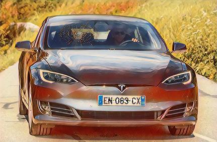 Lucky break: Cracked windshield helps hacker find bug in Tesla