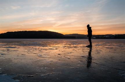 Skating on thin ice - CISOs crack under stess of job insecurity & lack of resources