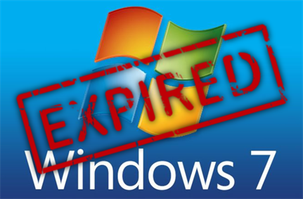 Security risks loom large as businesses fail to update Windows OS