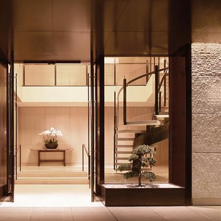 2021 WIN Awards entry: Nobu Hotel Palo Alto - Montalba Architects