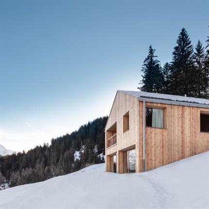 2021 WAN Awards entry: Whitepod, Eco-Chalets - Montalba Architects