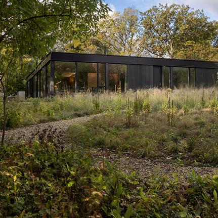 Ravine House receives Design Excellence Award