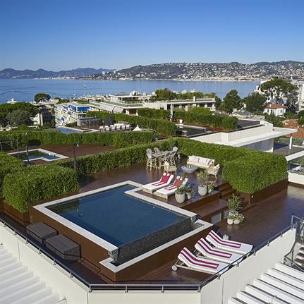Caudwell Collection partners with th2designs to style Parc du Cap's penthouse