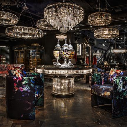 Timothy Oulton's global flagship makeover by Cultural Agenda