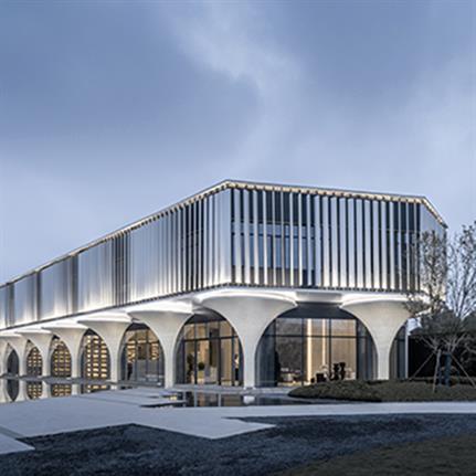 2021 WAN Awards entry: Handan Zarison Living Center - RUF Architects