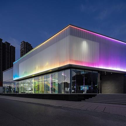 2021 WAN Awards entry: SOHO Life Art Gallery - Bluetown Architects
