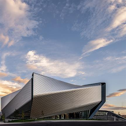 2021 WAN Awards entry: United States Olympic & Paralympic Museum - Diller Scofidio + Renfro