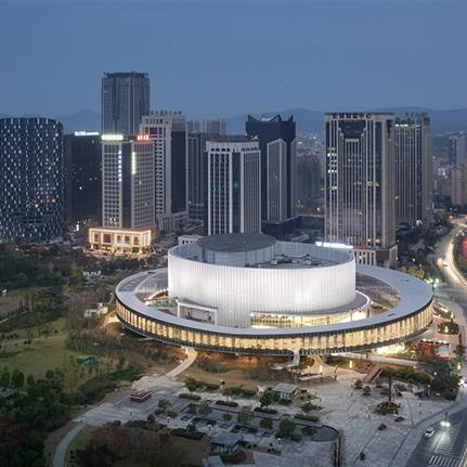 2020 WAN Awards entry: Zhuji New Theatre - Atelier Archmixing
