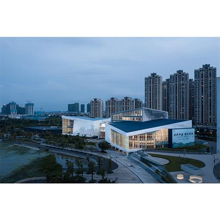 2020 WAN Awards entry: San-Shui Culture Complex - AAO-ZHUBO DESIGN