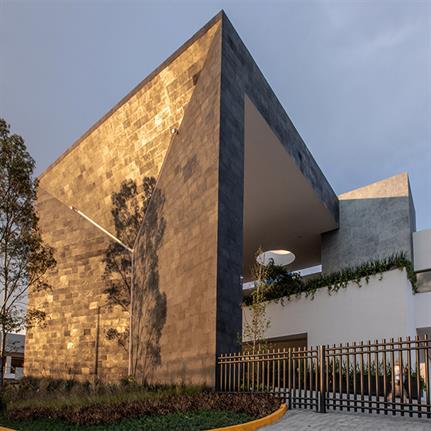 """2021 WAN Awards entry: Funeral Home """"Aeternitas"""" - Balcázar Arquitectos"""