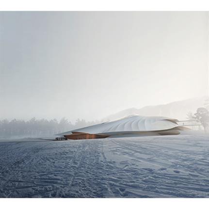 2021 WAN Awards entry: Yabuli Conference Centre - MAD Architects