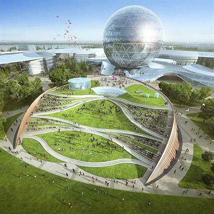 2019 WAN Awards: Astana Art Center - Adrian Smith + Gordon Gill Architecture