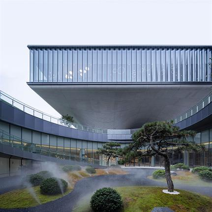 2021 WAN Awards entry: LAND Community Center - Atelier Ping Jiang | EID Arch