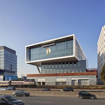 2019 WAN Awards: Auerbach Center at Boston Landing - Elkus Manfredi Architects