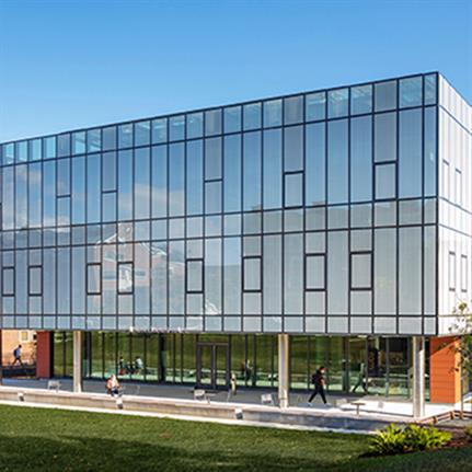 2021 WAN Awards entry: Anonymous Hall, Dartmouth College - Leers Weinzapfel Associates