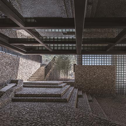 2020 WAN Awards entry: Longquan Dayao National Archaeological Park Visitor And Exhibition Center - Office Off Course