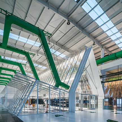 2020 WAN Awards entry: Atelier Archmixing: The Architecture of Change