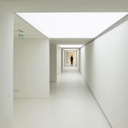2021 WIN Awards entry: The New Casa de Los Volcanes Exhibition Space - GPY Arquitectos