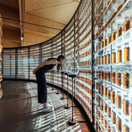 2020 WIN Awards entry: The Macallan Visitor Experience - Atelier Brueckner GmbH