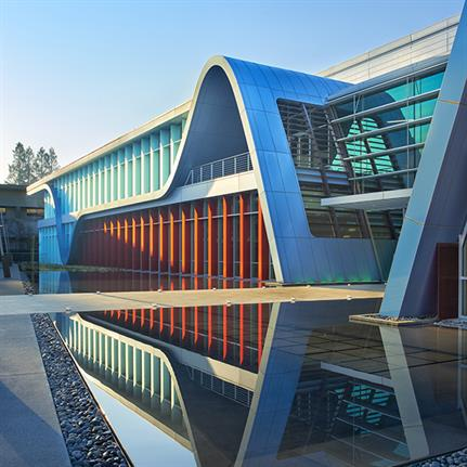 2020 WAN Awards entry: Innovation Curve, Phase 1 - Form4 Architecture