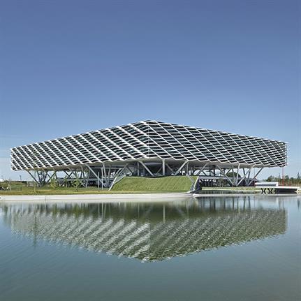 2020 WAN Awards entry: adidas World of Sports ARENA - Behnisch Architekten