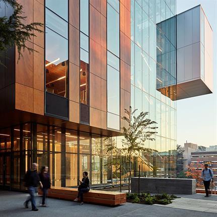 2021 WAN Awards entry: University of Washington, Life Sciences Building - Perkins&Will