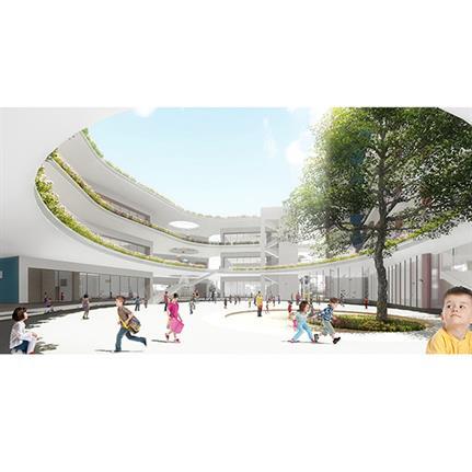 2021 WAN Awards entry: Kindergarten of Museum Forest - Yunchao Xu/Atelier Apeiron/SZAD