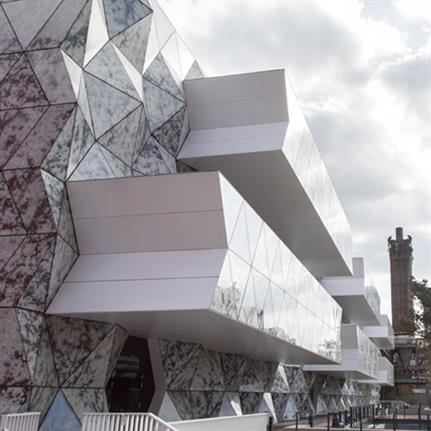2020 WAN Awards entry: Luxembourg Learning Center - Valentiny HVP Architects