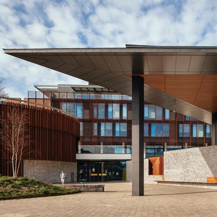 2021 WAN Awards entry: West Downs Centre - Design Engine Architects
