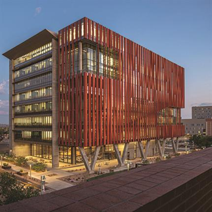 2021 WAN Awards entry: Health Sciences Innovation Building - CO Architects