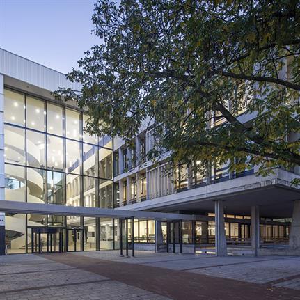 2020 WAN Awards entry: Lumion Amsterdam - atelier PRO architects