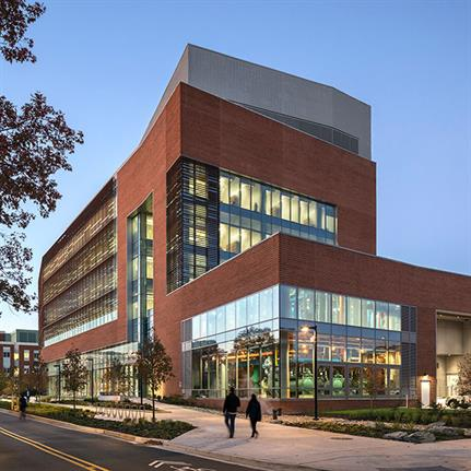 2019 WAN Awards: University of Maryland, A. James Clark Hall - Ballinger