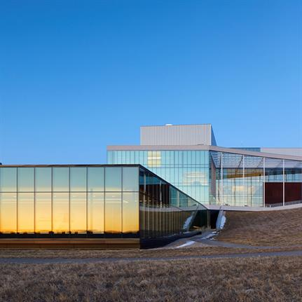 2020 WAN Awards entry: University of Lethbridge - Science Commons - KPMB Architects / Stantec Architecture Ltd.