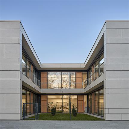 2020 WAN Awards entry: American International School of Zagreb - Flansburgh Architects
