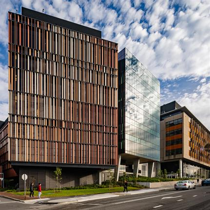 2020 WAN Awards entry: UNSW Biological Sciences - Woods Bagot