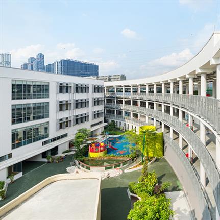 2020 WAN Awards entry: International School of Kuala Lumpur - HOK + Veritas Design Group