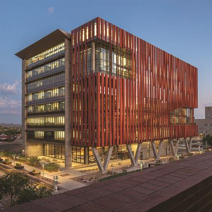 2020 WAN Awards entry: Health Sciences Innovation Building - CO Architects