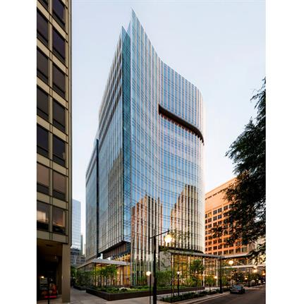 2020 WAN Awards entry: Northwestern University Simpson Querrey Biomedical Research Center - Perkins and Will