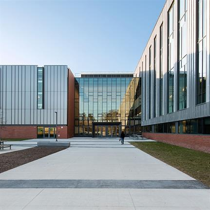 2020 WAN Awards entry: Billerica Memorial High School - Perkins and Will