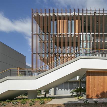 2021 WAN Awards entry: The City of Hope Medical and Administrative Leadership Pavilion - Gensler