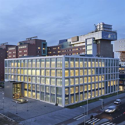 2020 WAN Awards entry: Amsterdam UMC Imaging Center - Wiegerinck