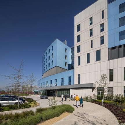 2020 WAN Awards entry: Royal Papworth Hospital - HOK