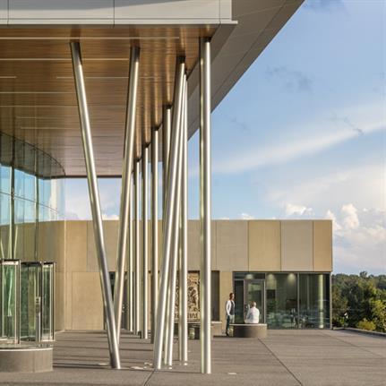 2020 WAN Awards entry: Nixon Forensics Center (Fulton State Hospital) - EYP