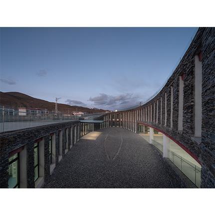 2020 WAN Awards entry: Health center under gunren Boqi - BAZUO Architecture Studio Co., Ltd.