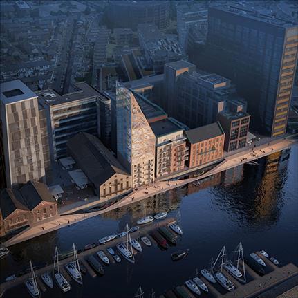 2021 WAN Awards entry: Dock Mill - Urban Agency