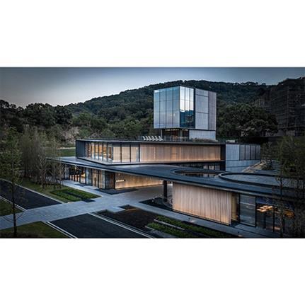 2021 WAN Awards entry: YANGO·XMXYGO Original Territory Exhibition Center - Shanghai PTArchitects