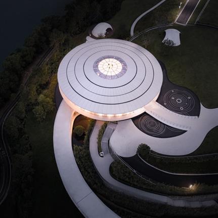 2021 WAN Awards entry: Spring Forest Golden Town , Enping - HZS Design (Shanghai) Co., Ltd.