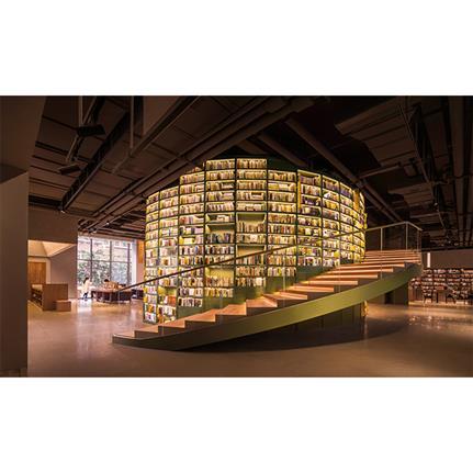 2021 WIN Awards entry: Fangsuo Commune in Xi'an - GD-Lighting Design