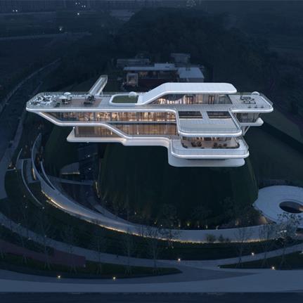 2021 WAN Awards entry: Yango: River Land - HZS Design (Shanghai) Co., Ltd.